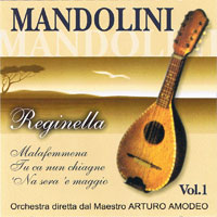 MANDORLINI - Reginella